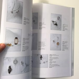 CHANEL Accents - Chanel Watch Catalog